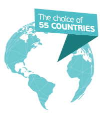 The choice of 55 countries