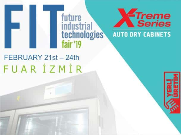 Future Industrial Technologies (FIT) 2019