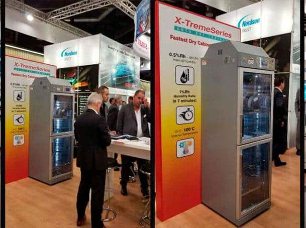 SMT Hybrid Packaging 2018-X-Treme Series Auto Dry Cabinets Booth